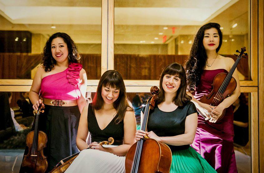 Aizuri String Quartet | Methow Valley Chamber Music Festival
